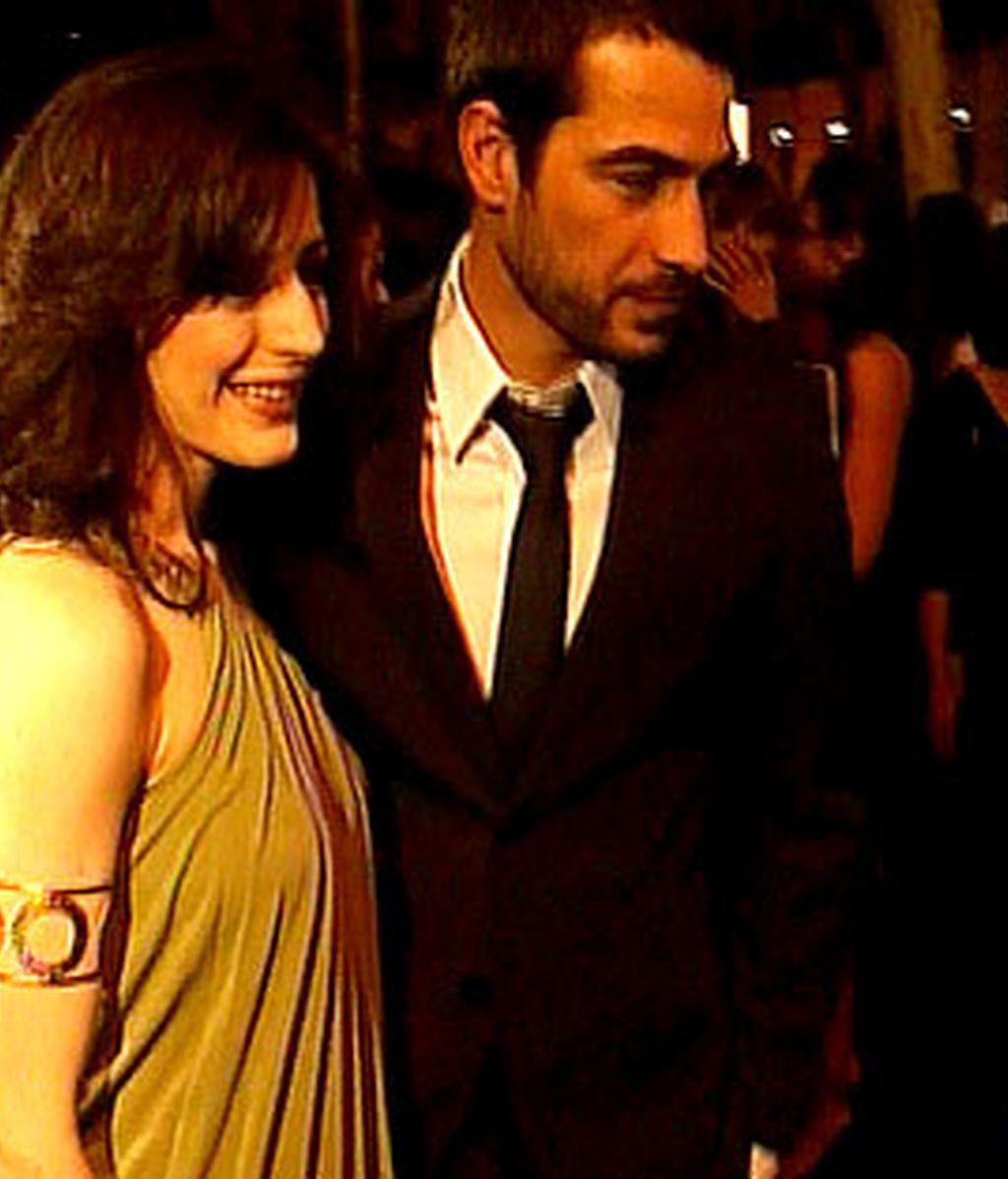Alejandro Tous y Ruth Nuñez, los reyes de la fiesta