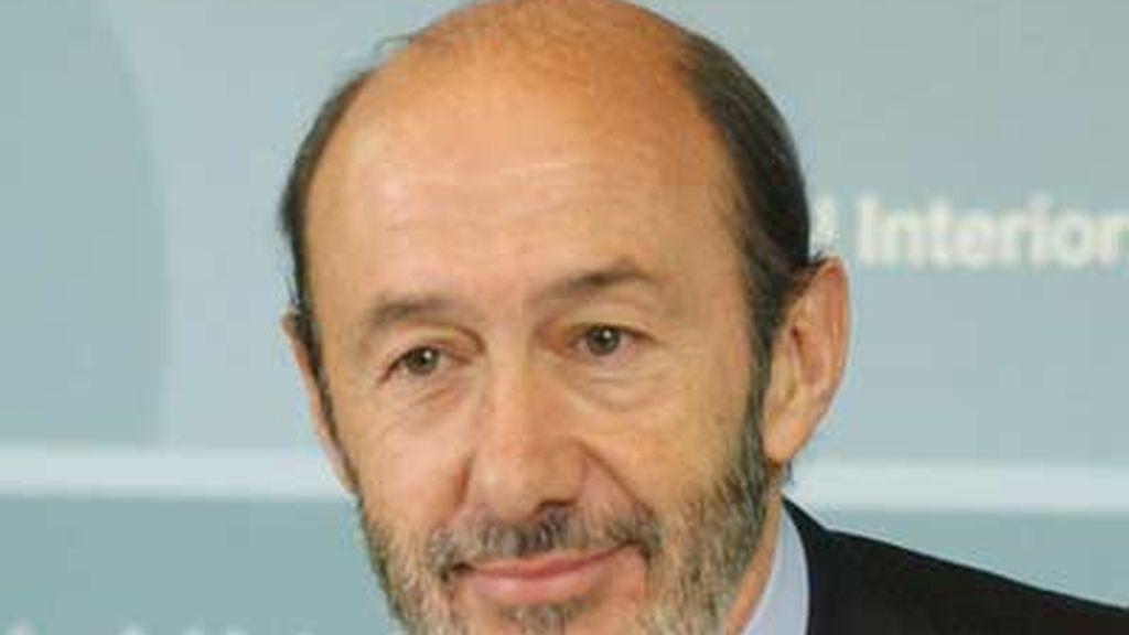 Imagen de archivo de Alfredo Pérez Rubalcaba. Foto: EFE