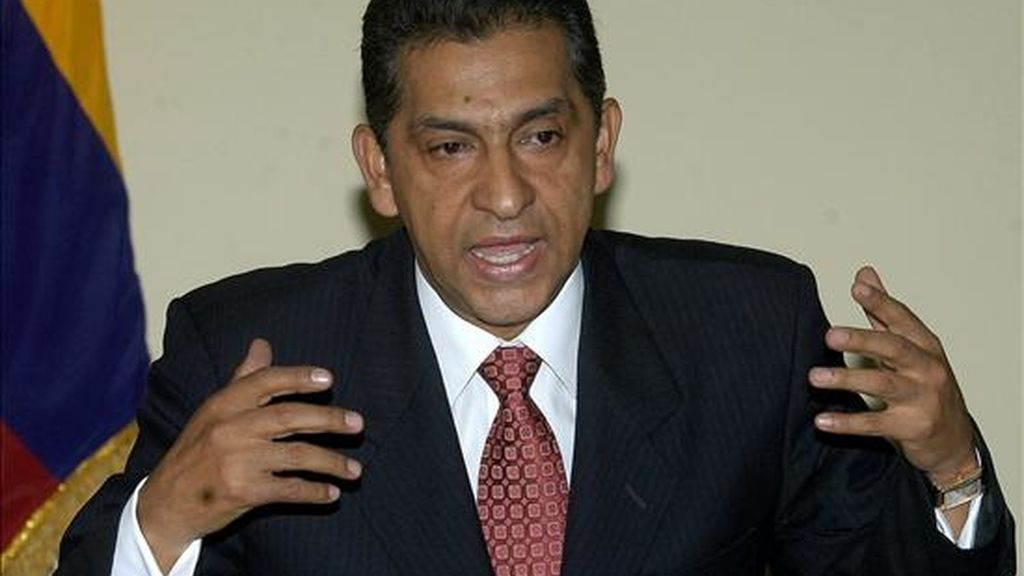 """Gutiérrez, a quien la última encuesta de la empresa Cedatos-Gallup coloca en segundo lugar en intención de voto con 14,6 por ciento, señaló que si llega al poder va """"a estimular las exportaciones. EFE/Archivo"""