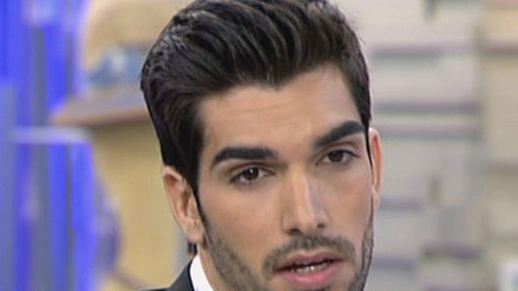 Carlos Alberto García, Mister España