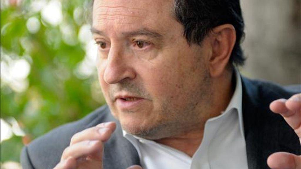 """""""Yo entiendo que no se va a ampliar el estado de excepción en Quito"""", afirmó Ponce en un encuentro con algunos medios de prensa. EFE/Archivo"""