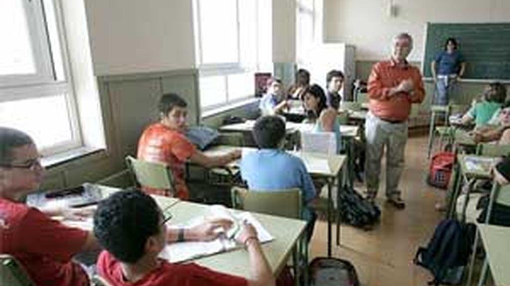 """El conseller de Educació de la Generalitat, Ernest Maragall, asegura que """"todo indica con claridad"""" que el próximo curso se podrá empezar a aplicar el nuevo calendario escolar."""