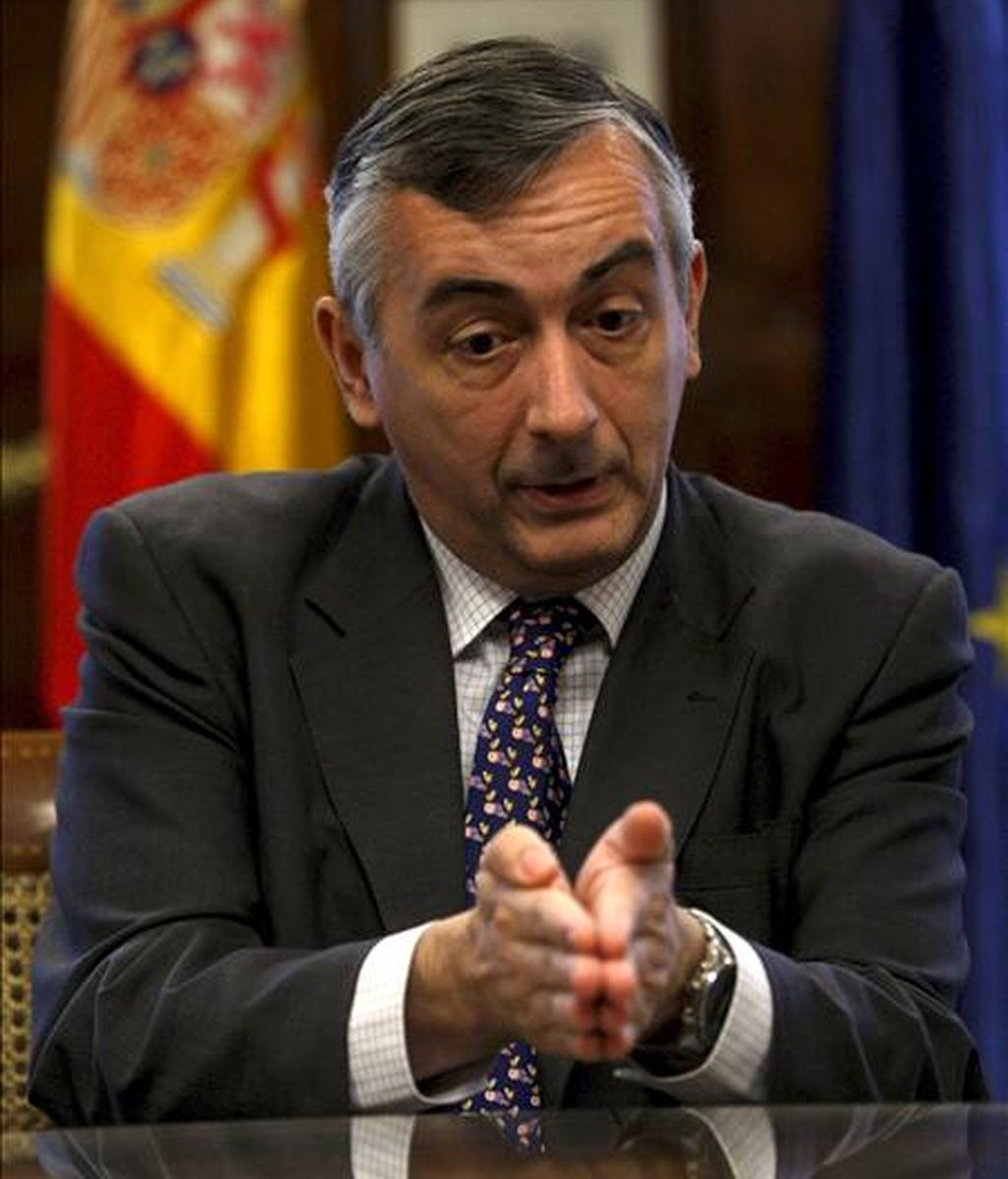 El secretario de Estado de Hacienda, Carlos Ocaña. EFE/Archivo