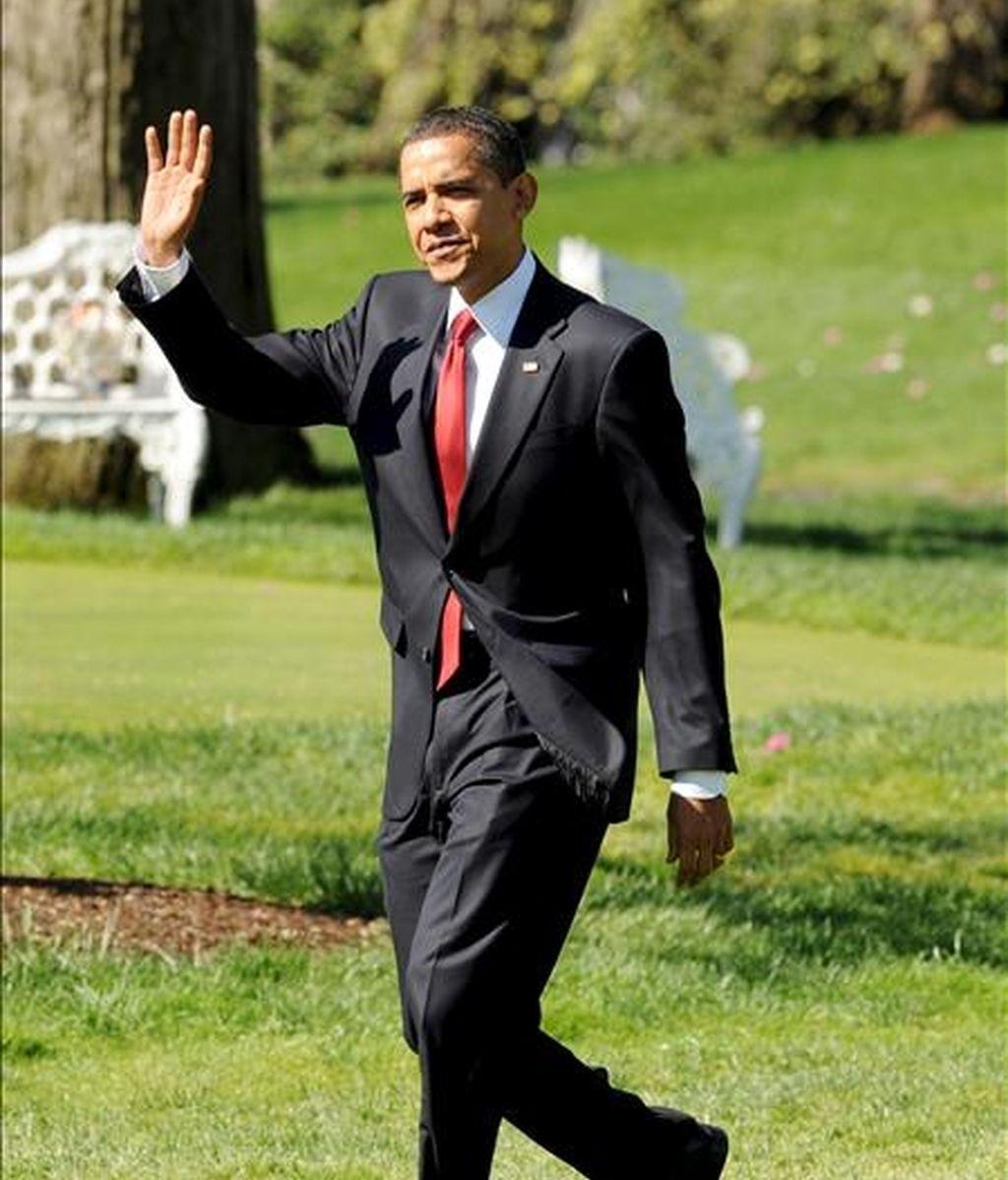 El presidente de Estados Unidos, Barack Obama, partió hoy de México con destino a Trinidad y Tobago, donde participará en la V Cumbre de las Américas, tras realizar una visita de trabajo de menos de un día en esta capital. EFE