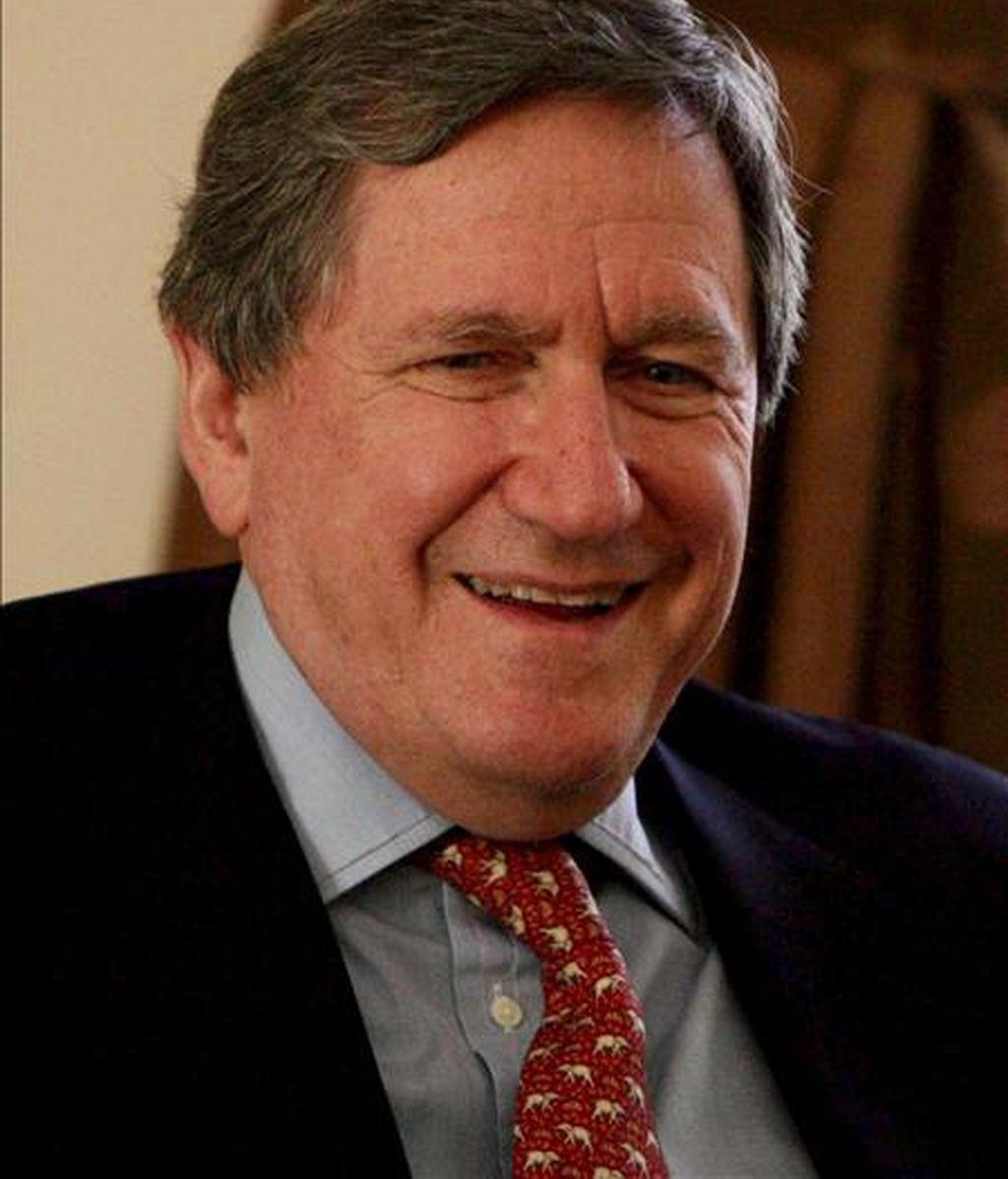 El representante especial de Estados Unidos para Pakistán y Afganistán, Richard Holbrooke. EFE/Archivo