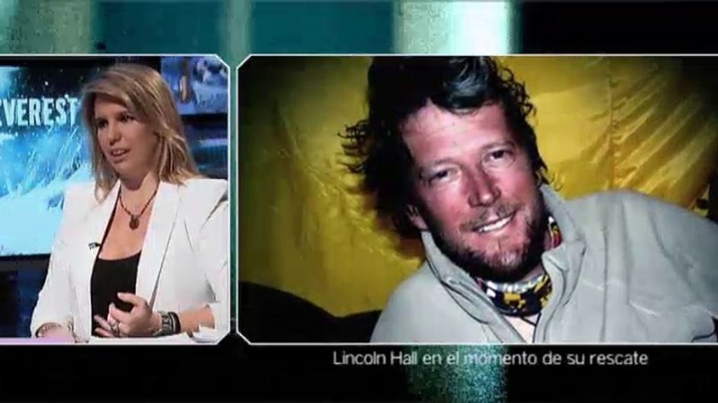 Lincoln Hall, el milagro del Everest