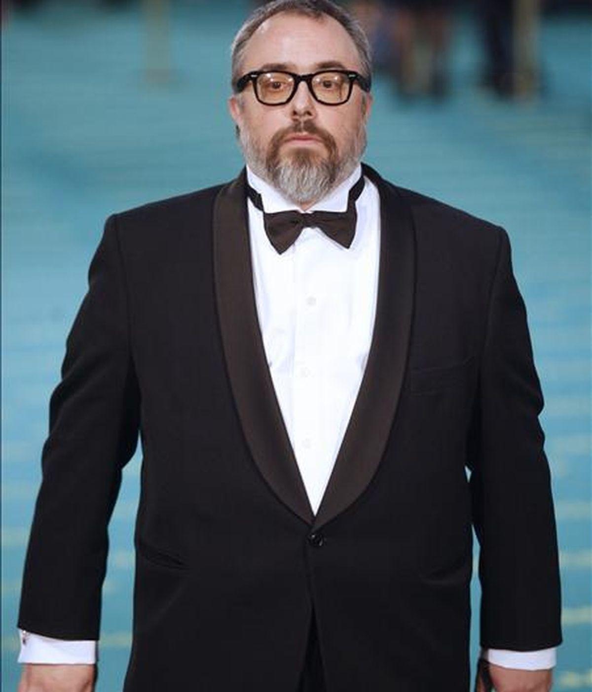 El director Alex de la Iglesia a su llegada a la gala de la XXIII edición de los Premios Goya del cine español. EFE/Archivo