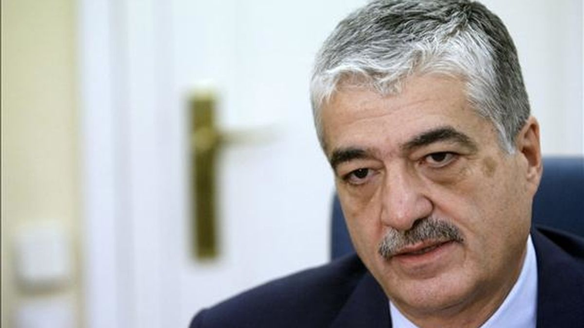 En la imagen, el ex ministro del Interior Carlos Vielmann. EFE/Archivo