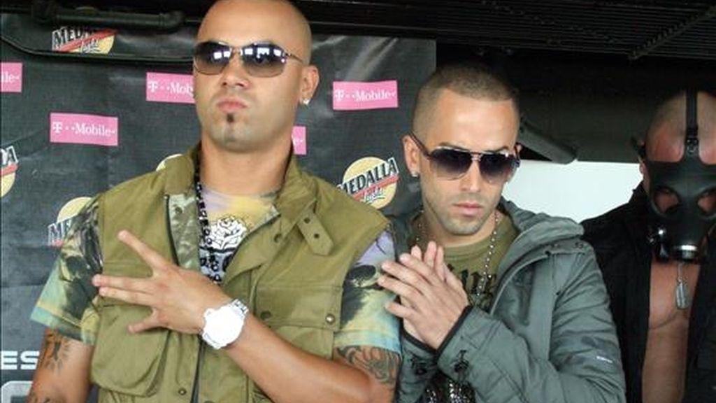 En 2008, una demanda penal presentada por Nando Boom en Panamá contra los cantantes Wisin y Yandel, Don Omar y sus respectivos productores por el supuesto plagio del tema generó un enorme revuelo en el mundo del reguetón. EFE/Archivo