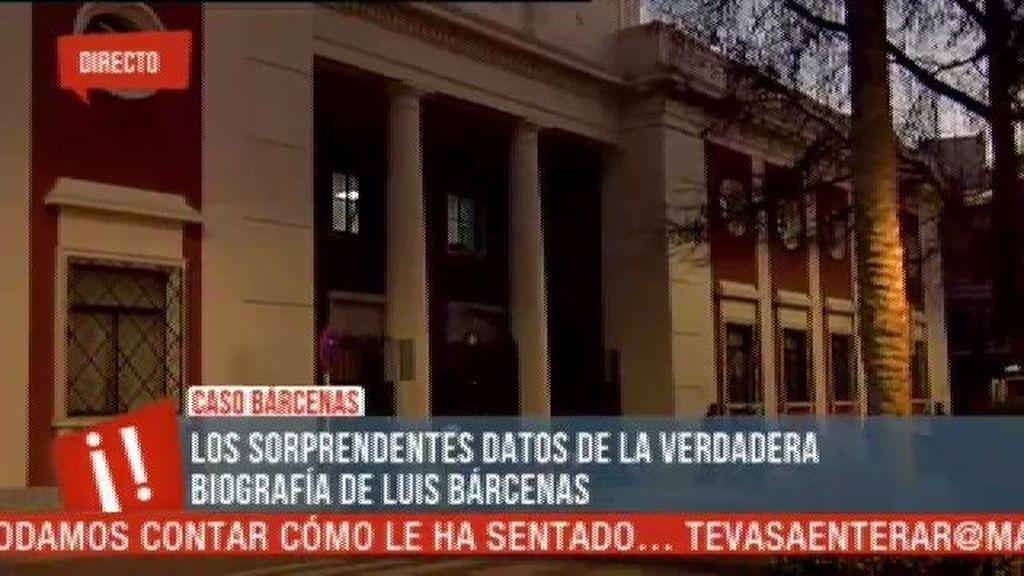 Bárcenas, de repartidor de Cocacola a multimillonario tesorero de partido