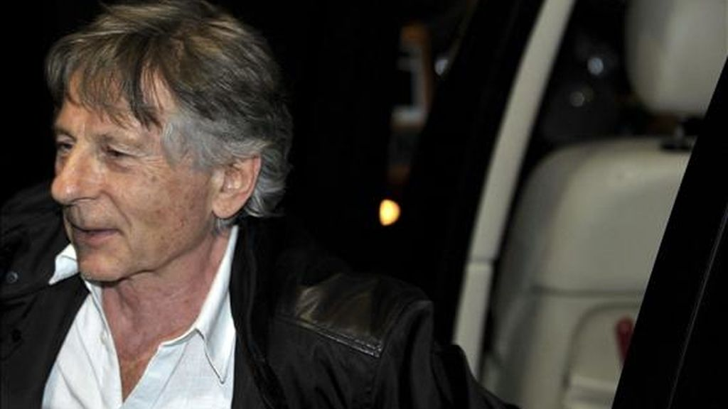 El cineasta Roman Polanski. EFE/Archivo