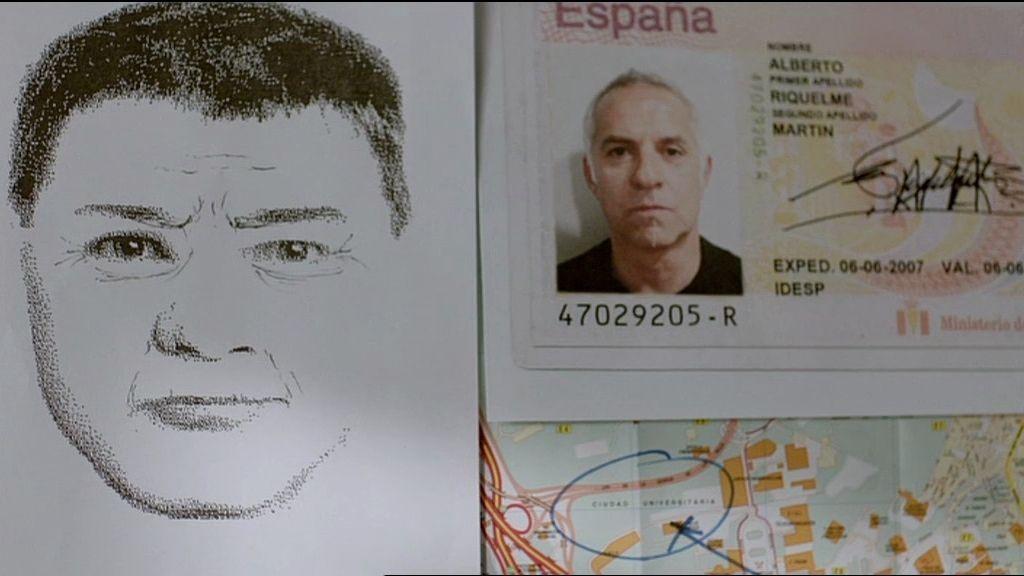 La falsa identidad del asesino
