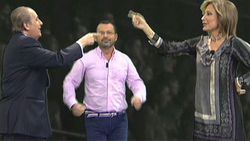 "Jorge Javier, a Peñafiel: ""¡No arrimes cebolleta!"""