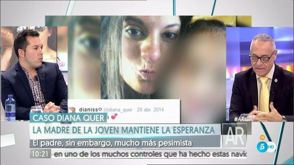 """Bernardo: """"Diana López Pinel ha recuperado  la custodia de su hija menor"""""""