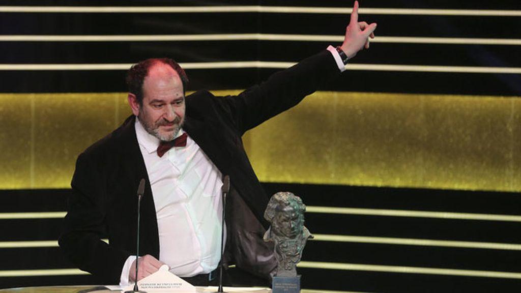 Karra Elejalde, Goya al Mejor Actor de Reparto por 'Ocho apellidos vascos'
