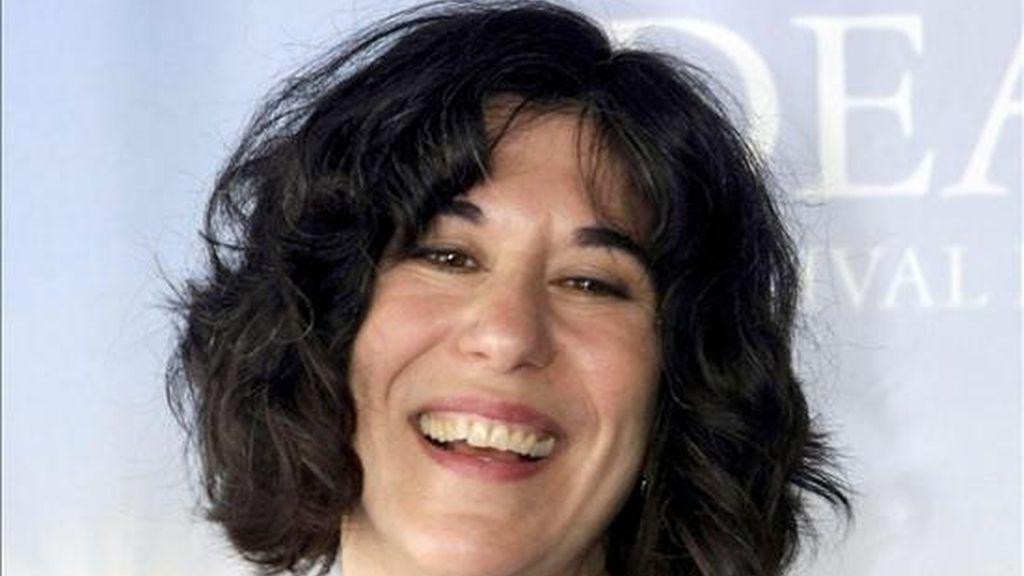 En la imagen, la directora estadounidense Debra Granik, . EFE/Archivo