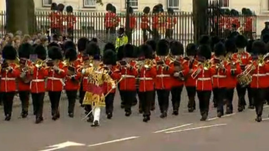 La boda real de William y Kate