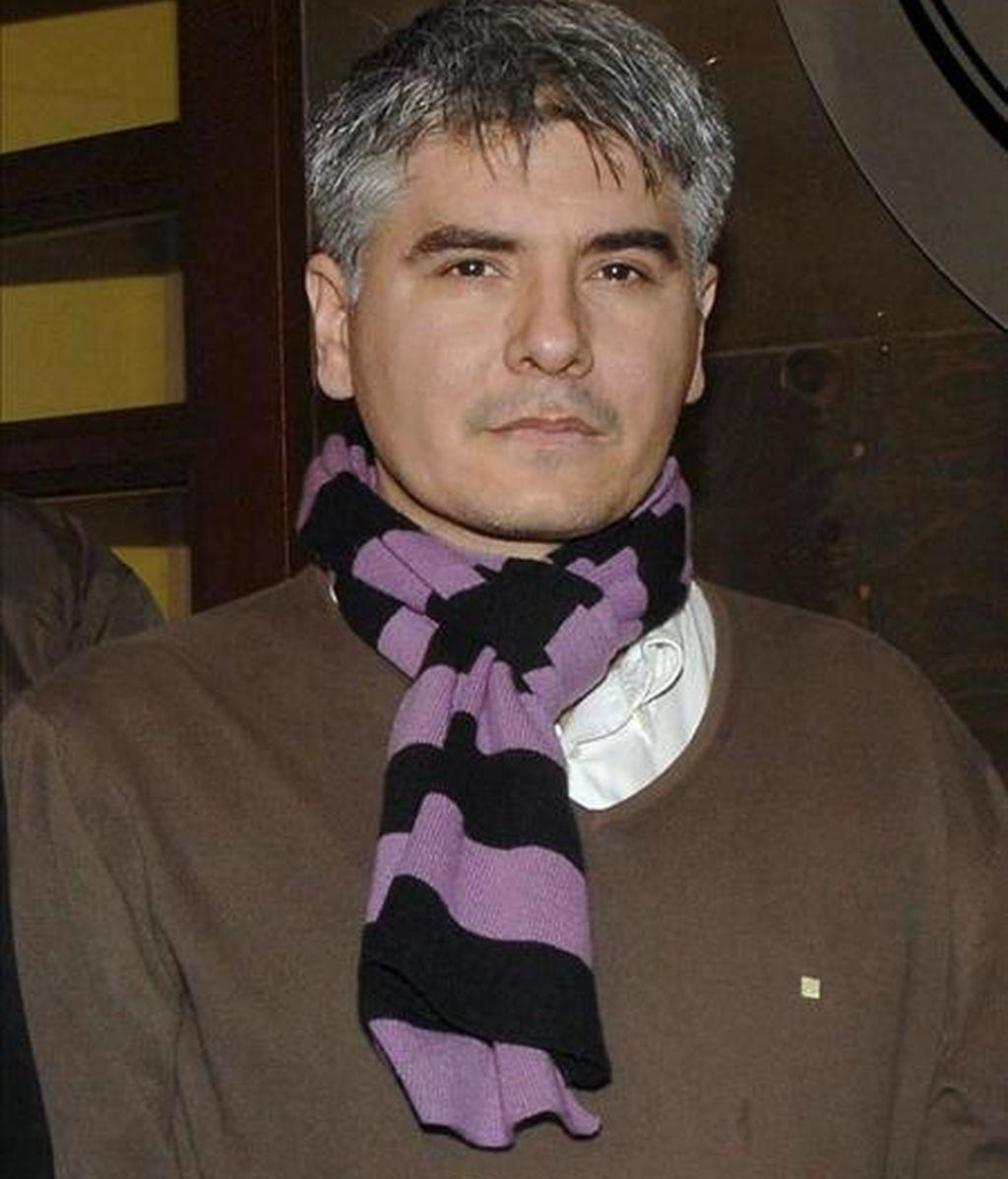El escritor jerezano Juan Bonilla. EFE/Archivo