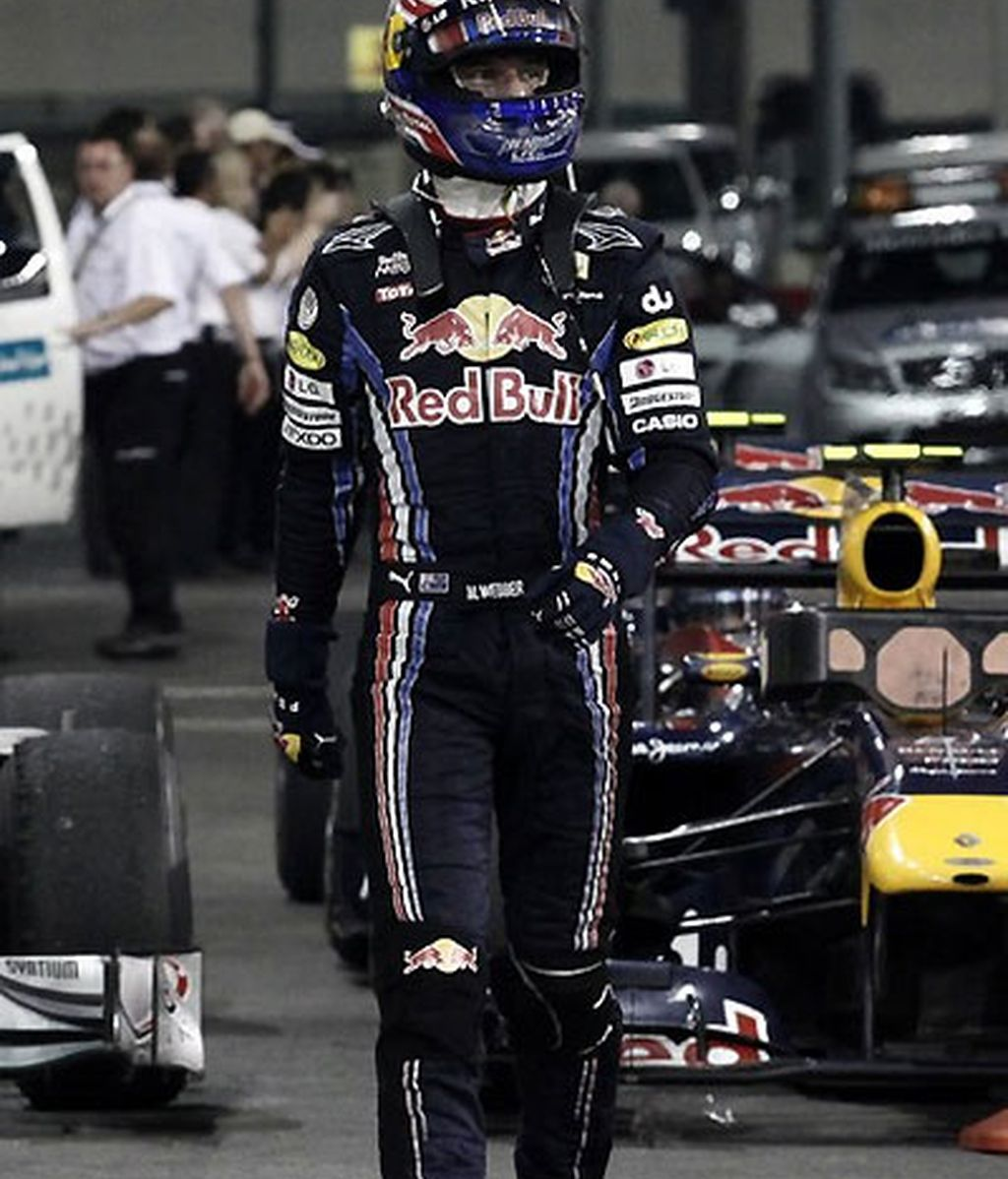 Mark Webber. FOTO: Archivo.