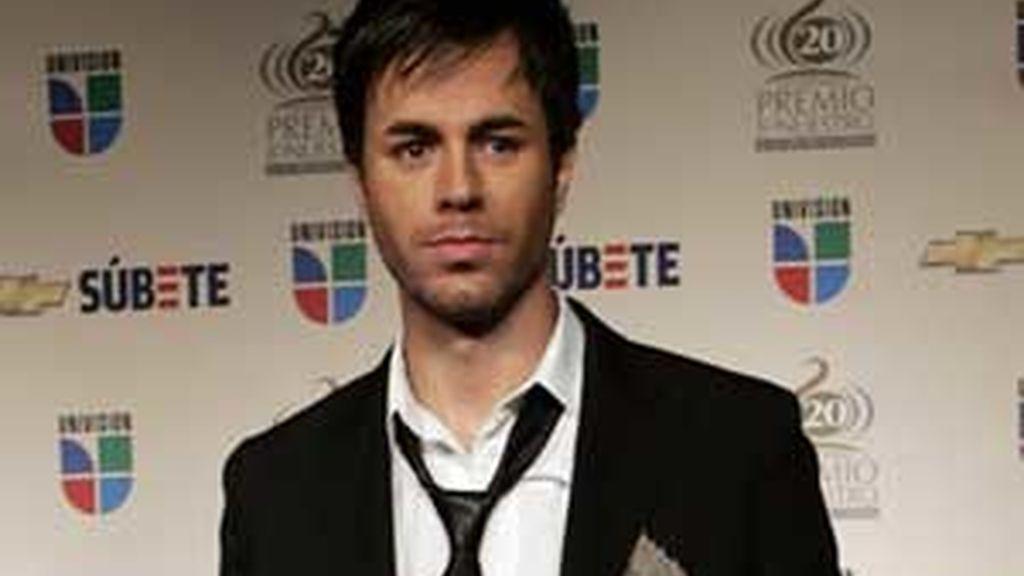 El cantante Enrique Iglesias, en una imagen de archivo. Foto: EFE