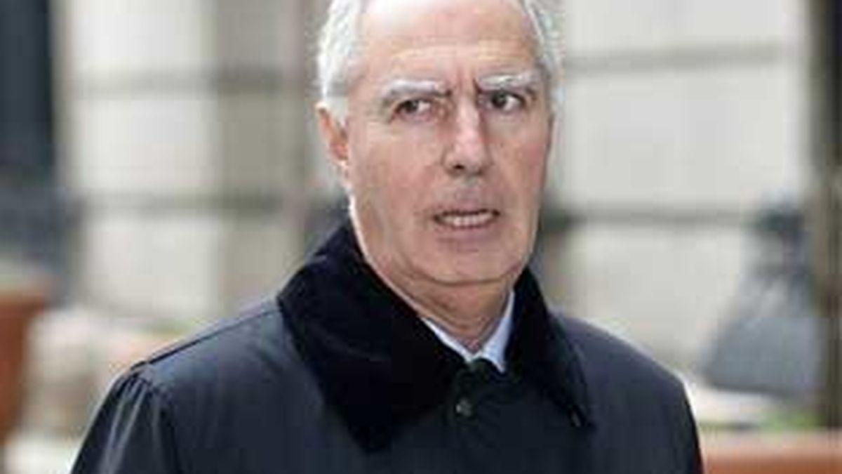 Imagen de archivo del ex presidente del Congreso de los Diputados, Félix Pons. Foto: EFE.