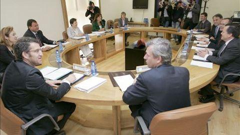 La Xunta Aprueba La Nueva Estructura Que Reduce Casi A La