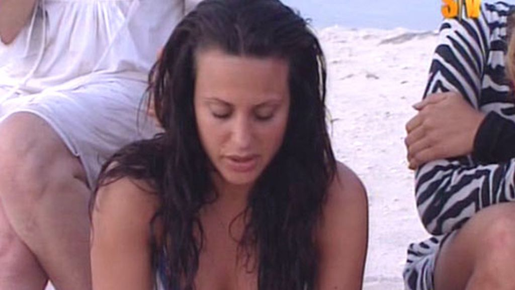 Begoña, la modelo del caribe