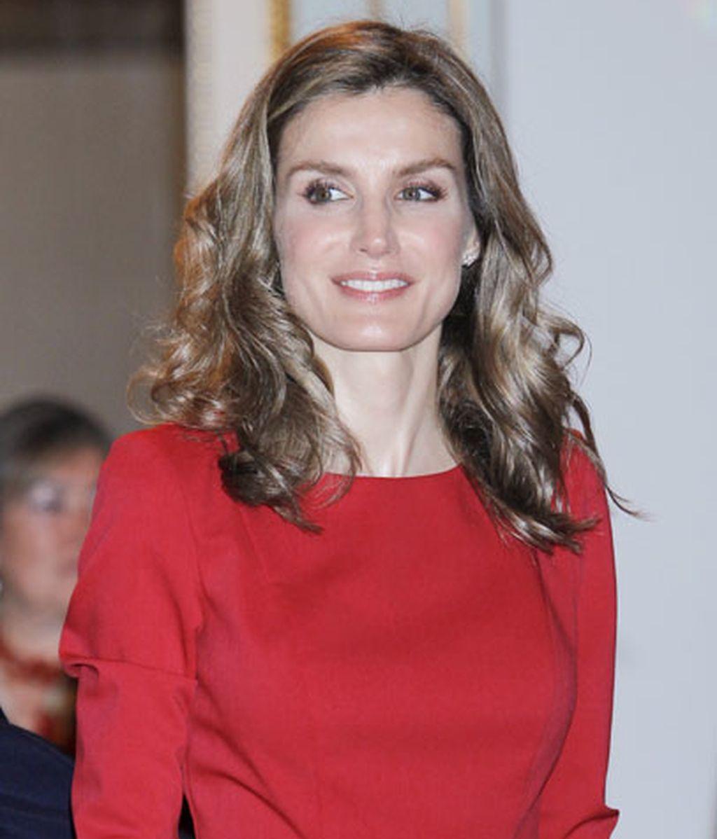 Doña Letizia en 2011