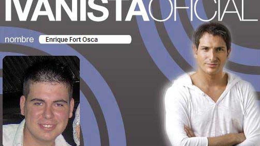 Enrique Fort Osca
