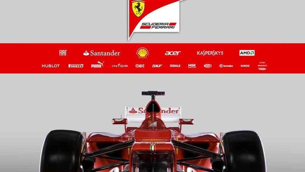 """Así es el nuevo Ferrari """"F2012"""""""