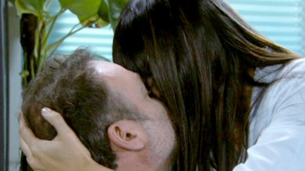 Claudia y Gimeno, ¡enrolladísimos!