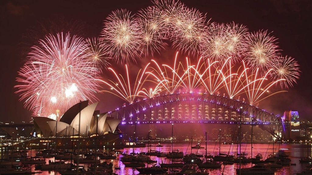 Celebraciones en Sidney