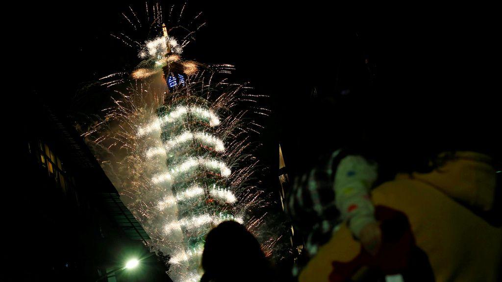 Taipei da la bienvenida al 2017