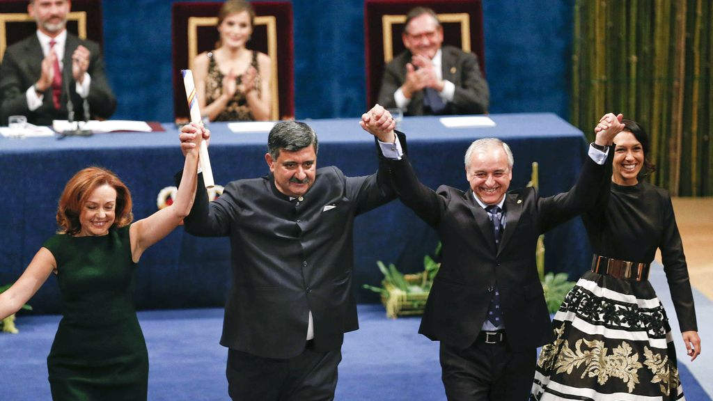 La lucha contra el cambio climático, en los Princesa de Asturias
