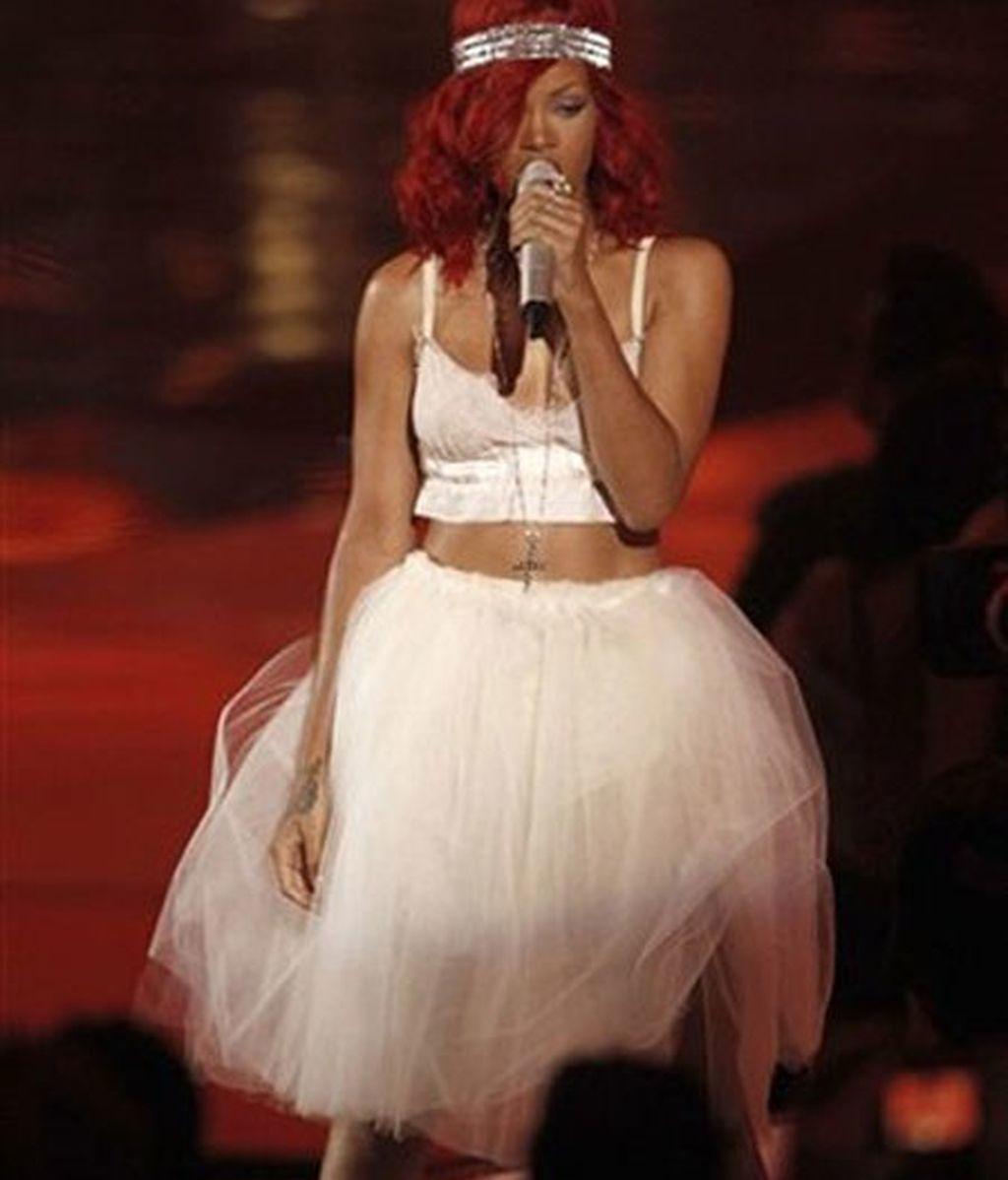 El estilo de Rihanna
