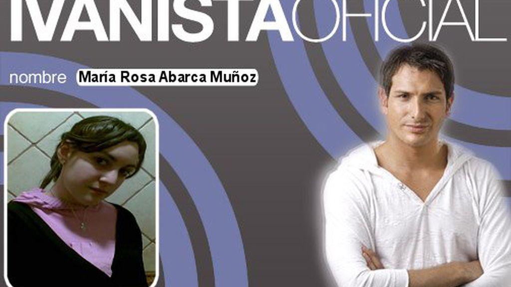 María Rosa Abarca