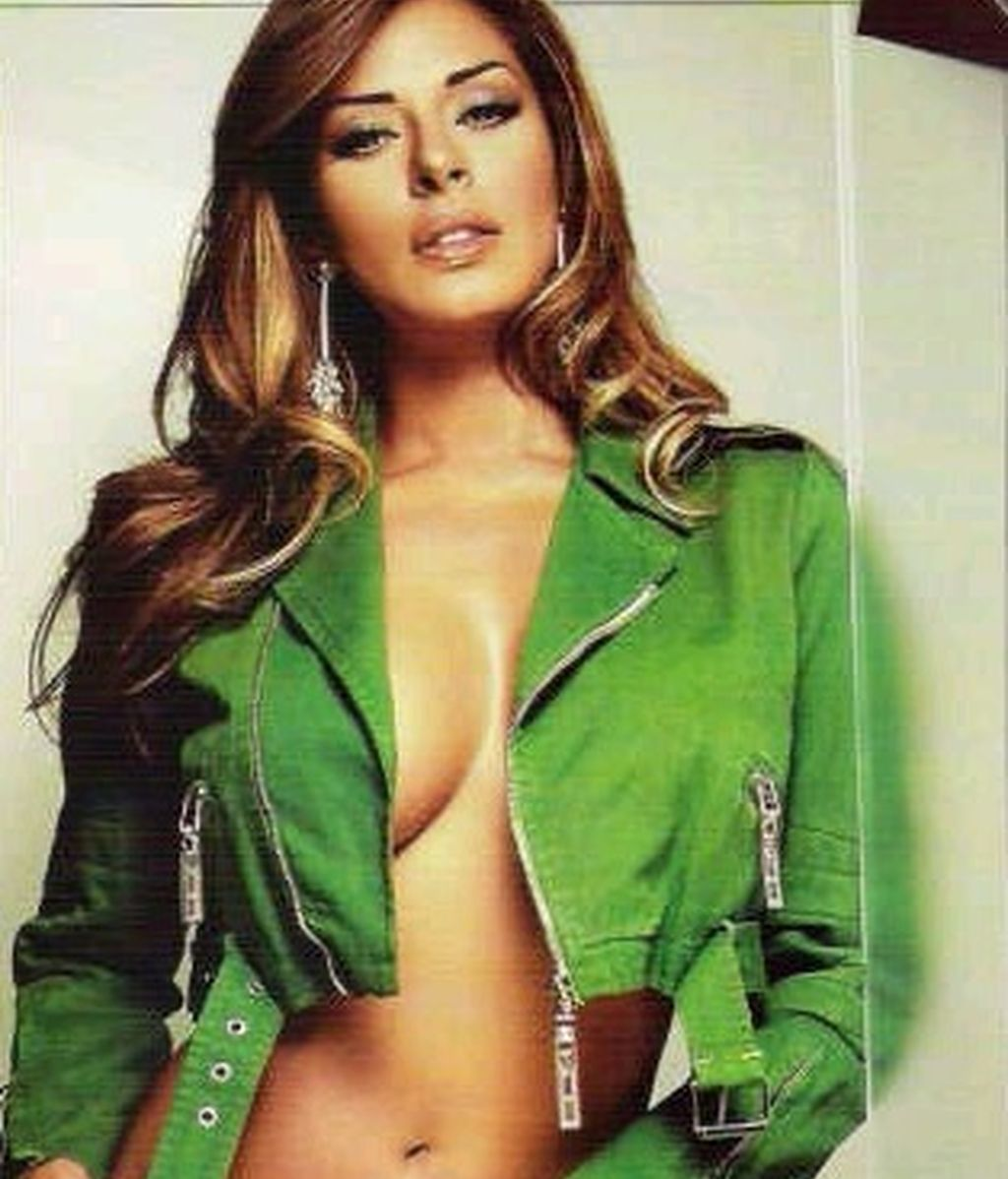Galilea Montijo: G. Blanco (Chicago Fire)