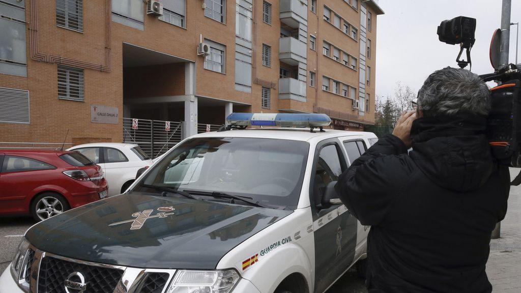 Violencia género Madrid Rivas