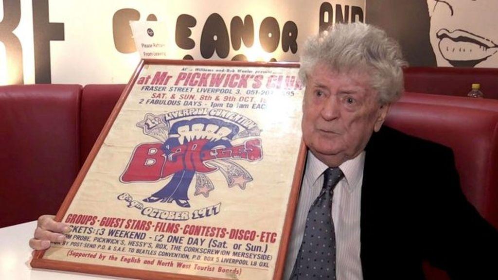 Allen Williams, el primer manager de los Beatles