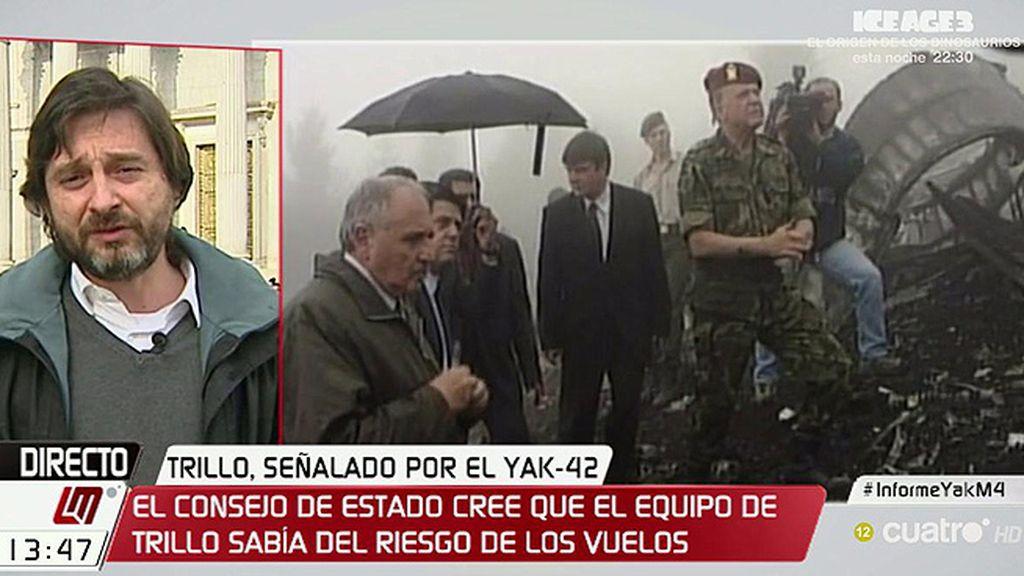 """Rafael Mayoral: """"Trillo debería haber dimitido hace mucho tiempo"""""""