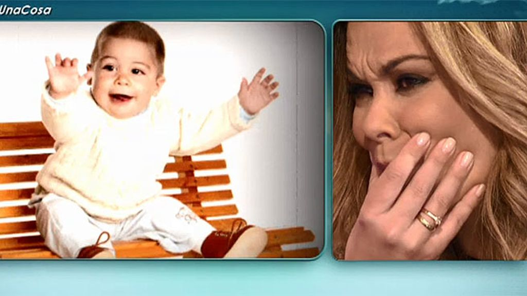 Mª José Campanario no puede contener las lágrimas con la historia de Juanma