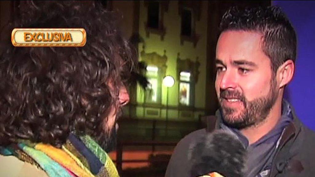 """Ismael: """"Antonio Tejado me ha pedido que borre la grabación de Alba"""""""