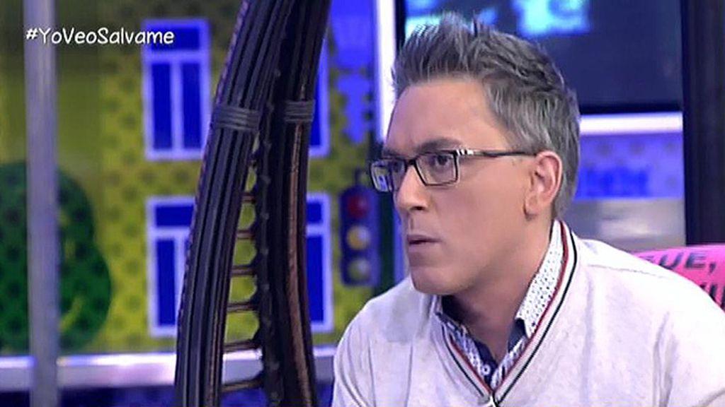 Alba hablaba con su expareja, mientras Tejado estaba en 'SV', según Kiko Hernández
