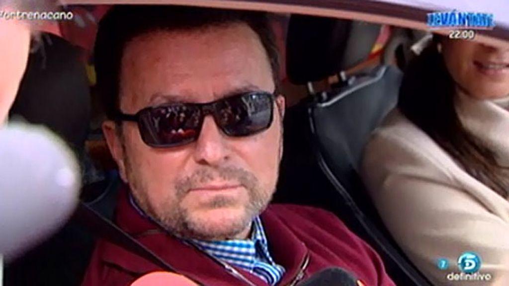 """José Ortega Cano, sin rencores: """"Vengo limpio de mente y de corazón"""""""