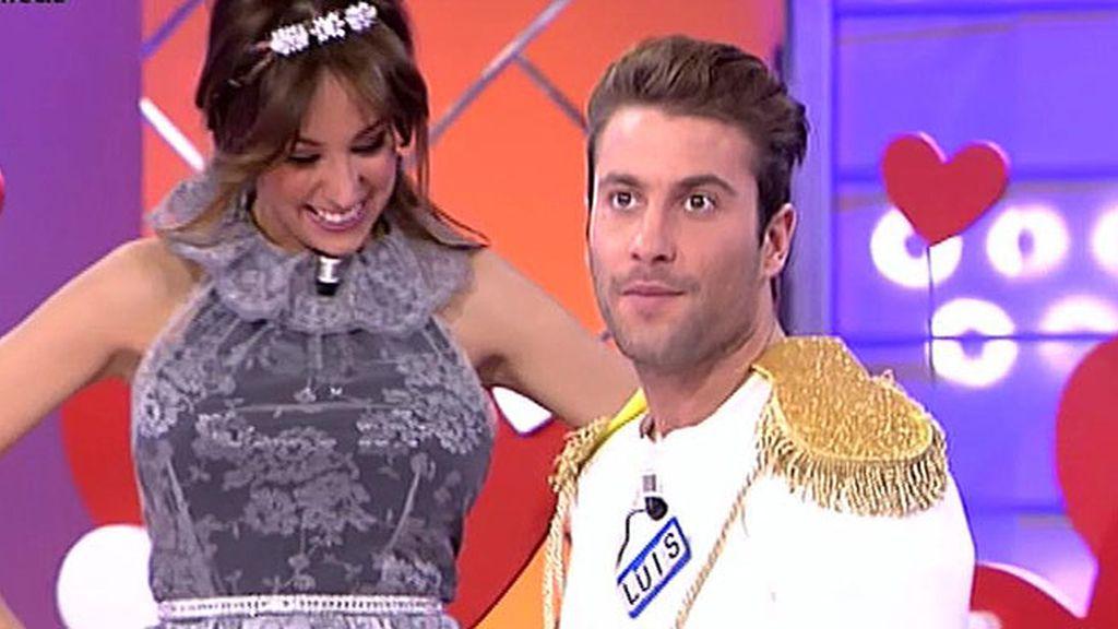 Luis, el príncipe de pega
