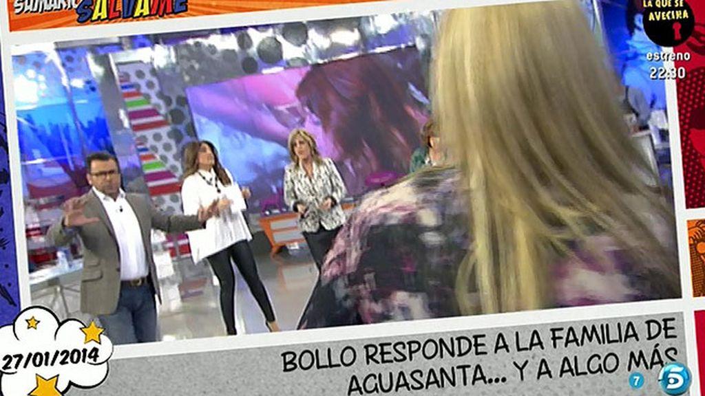 """Lydia Lozano, a Raquel Bollo: """"En los juzgados nos veremos"""""""