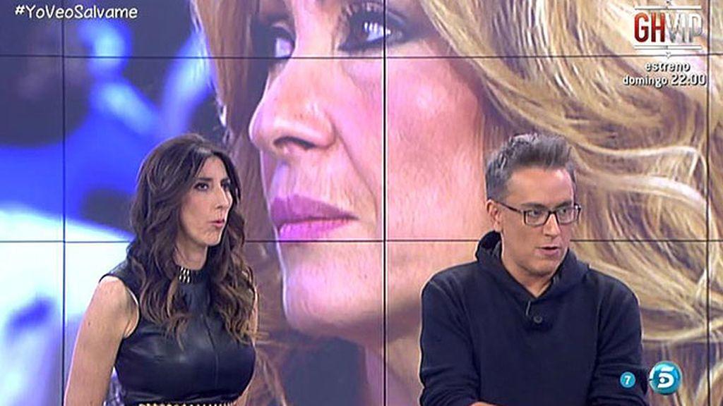"""Kiko: """"Amador fue expulsado del museo de Rocío Jurado por hacer fiestas allí"""""""