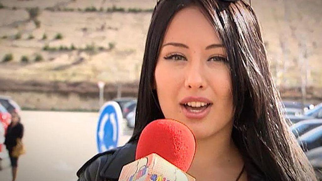 """Lorena Sousa, a Kiko Rivera: """"Si quieres hablar conmigo, aquí estoy"""""""
