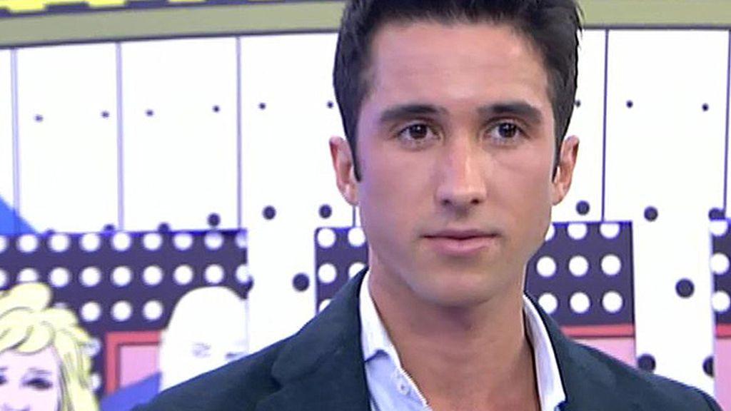 """Luis: """"Cuando miro a Paula a los ojos es como si me estuviera mirando al espejo"""""""