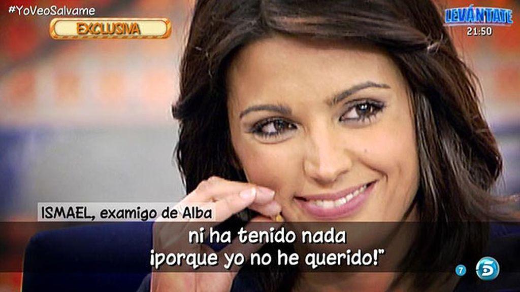 Ismael cuenta la conversación que tuvo con Antonio Tejado sobre Alba